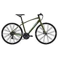 メリダ(MERIDA) クロスバイク CROSSWAY 200-MD モスグリーン AMC2389-EG36 38サイズ