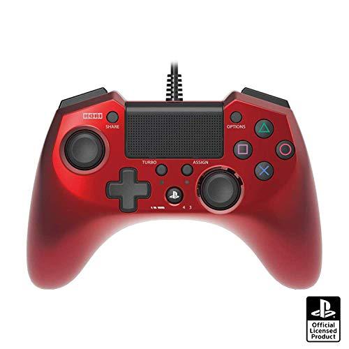 【連射機能搭載】ホリパッドFPSプラス for PS4 レッド