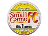 ソルティメイト スモールゲーム 150m 0.7号 2.5lb ナチュラルクリア