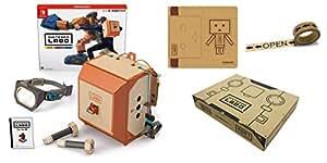 Nintendo Labo (ニンテンドー ラボ) Toy-Con 02: Robot Kit 【Amazon.co.jp限定】オリジナルマスキングテープ+専用おまけパーツセット - Switch