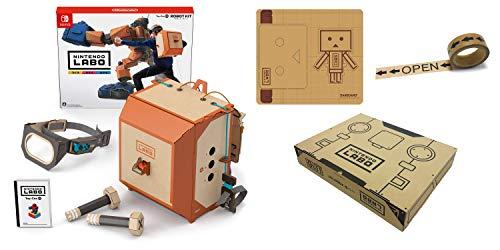 Nintendo Labo (ニンテンドー ラボ) Toy-Con 02: Robot Kit 【A...