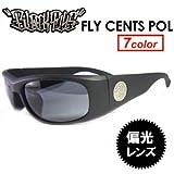 BLACKFLYS ブラックフライズ サングラス 偏光 FLY CENTS POL FLY-CENTS-POL GRN.BLK/SMK-POL