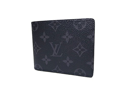 ルイ・ヴィトン LOUIS VUITTON LV 財布 M61695 モノグラム エクリプス EF.MULTIPLE 二つ折り財布(小銭入れなし)【ブティック】【並行輸入品】