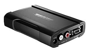 I-O DATA USB接続 フルHD対応 ハードウェアH.264エンコーダ搭載 ビデオキャプチャー GV-D4HVR