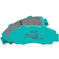 TOYOTA ソアラ 2500 95.6~00.12 JZZ30 プロジェクトミュー(Projectμ) ブレーキパッド BOOM WAGON 前後セット [品番:F122/R122]
