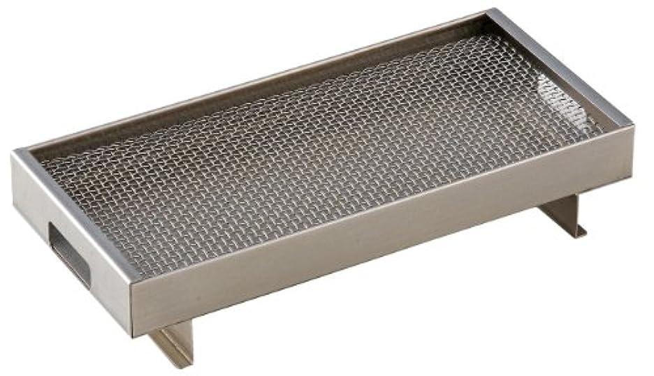 壁紙動力学繊維ステンレス香炉皿 210g