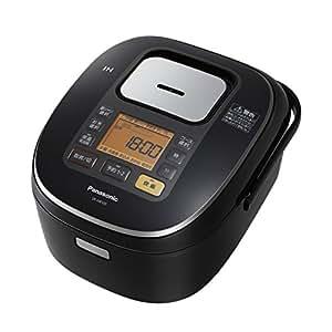 パナソニック IHジャー炊飯器 5.5合 ブラック SR-HB105-K