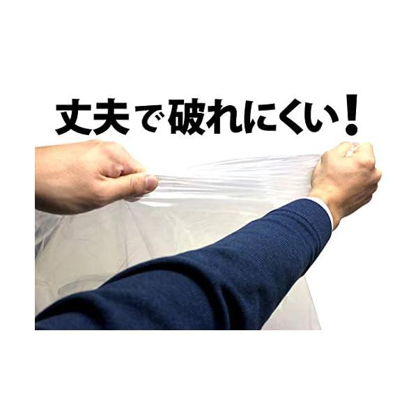 日本技研工業 らくパックECO ゴミ袋 透明 ...の紹介画像3