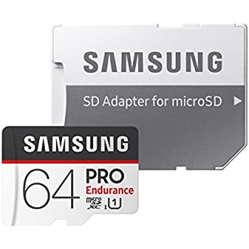 Samsung ドライブレコーダー向け microSDカード64GB 正規代理店保証品 MB-MJ64GA/EC