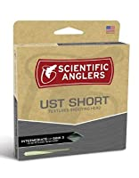 Scientific Anglers UST Short–シンク3/シンク4Fly Line 10/11 wt