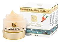 H&B Dead Sea Moisturizer & Nourishing Carrot Cream by H&B Dead Sea