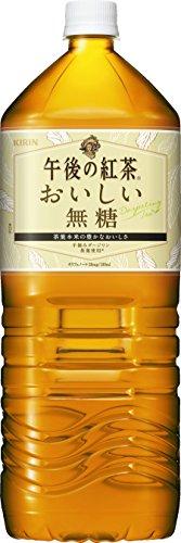 [2CS] キリン 午後の紅茶 おいしい無糖 PET (2L×6本)×2箱