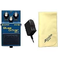 【愛曲クロス付】【純正ACアダプター/PSA-100S2付】BOSS ボス BD-2 Blues Driver ボス コンパクト・エフェクター ブルース・ドライバー