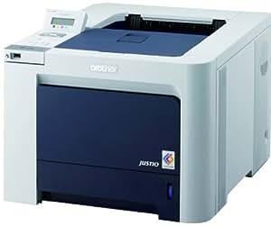 BROTHER JUSTIO<ジャスティオ> A4カラーレーザープリンタ HL-4040CN 20PPM/LAN