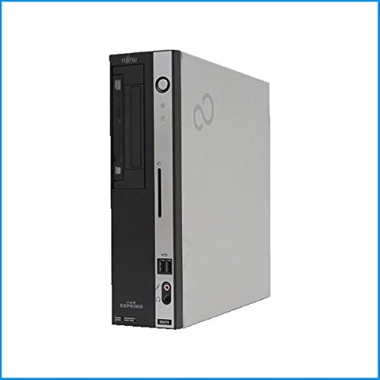 カナダ格差栄養Windows XP Professional リカバリ済 中古パソコンディスクトップ 富士通製D5260 Core2Duo-2.4GHz メモリ4GB増設済 標準HDD80GB搭載 DVDドライブ搭載 DVD再生可 リカバリメディアWindows XPセット付属