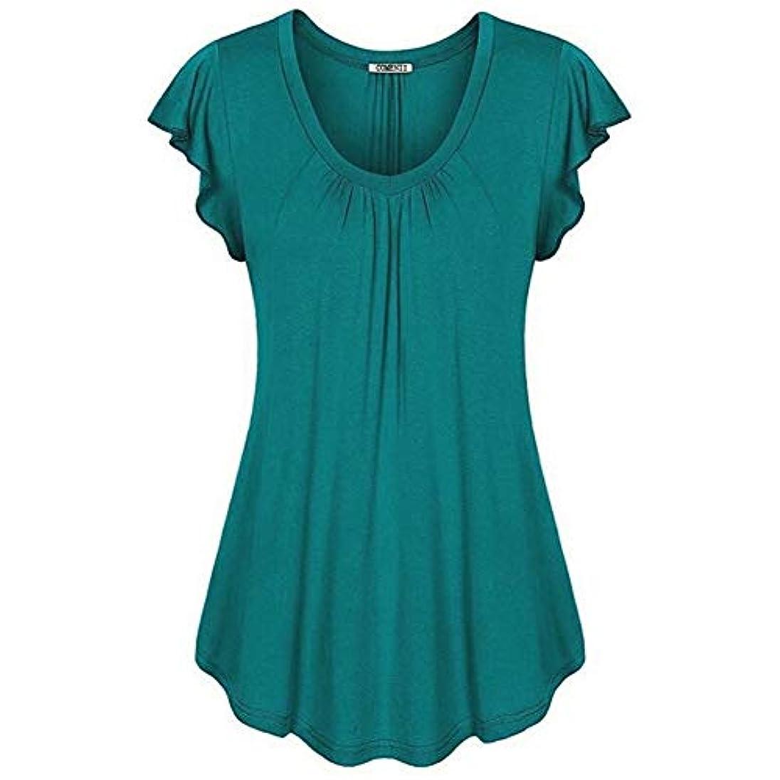 願う差し引く感謝するMIFAN の女性のドレスカジュアルな不規則なドレスルースサマービーチTシャツドレス