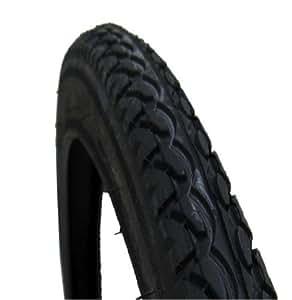 シンコー 対磨耗タイヤ1本巻・L/T26×1 3/8 ブラック ※ロングタフ Y-2835