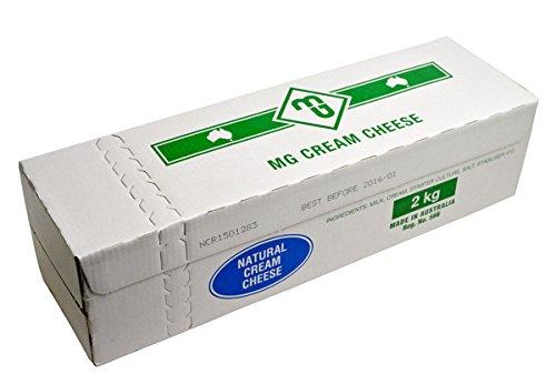 MGナチュラルクリームチーズ 2kg