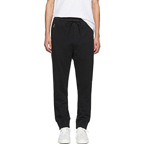 (スリーワン フィリップ リム) 3.1 Phillip Lim メンズ ボトムス・パンツ スウェット・ジャージ Black Trapunto Lounge Pants [並行輸入品]