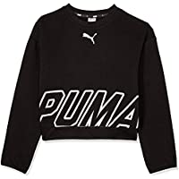 PUMA Kids Alpha Crew Sweat TR G