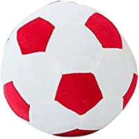 Plush Soccer Ballソフトボール子供おもちゃパーティーFavors、7.9