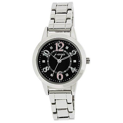 [ジェイ・アクシス]j-axis 腕時計 ファッション BL1002-SBK レディース