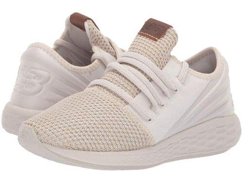 石タブレットどうしたのNew Balance(ニューバランス) レディース 女性用 シューズ 靴 スニーカー 運動靴 Fresh Foam Cruz v2 Decon - Moonbeam/Faded Birch [並行輸入品]