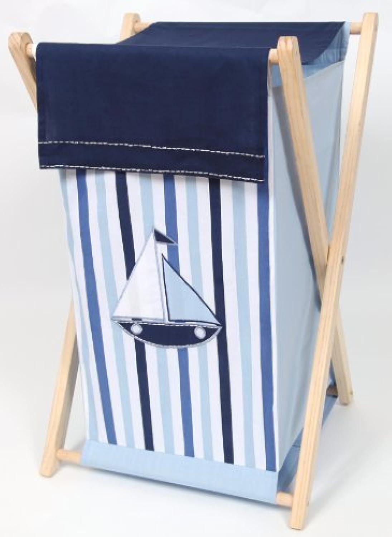 Little Sailor Hamper by Bacati [並行輸入品]