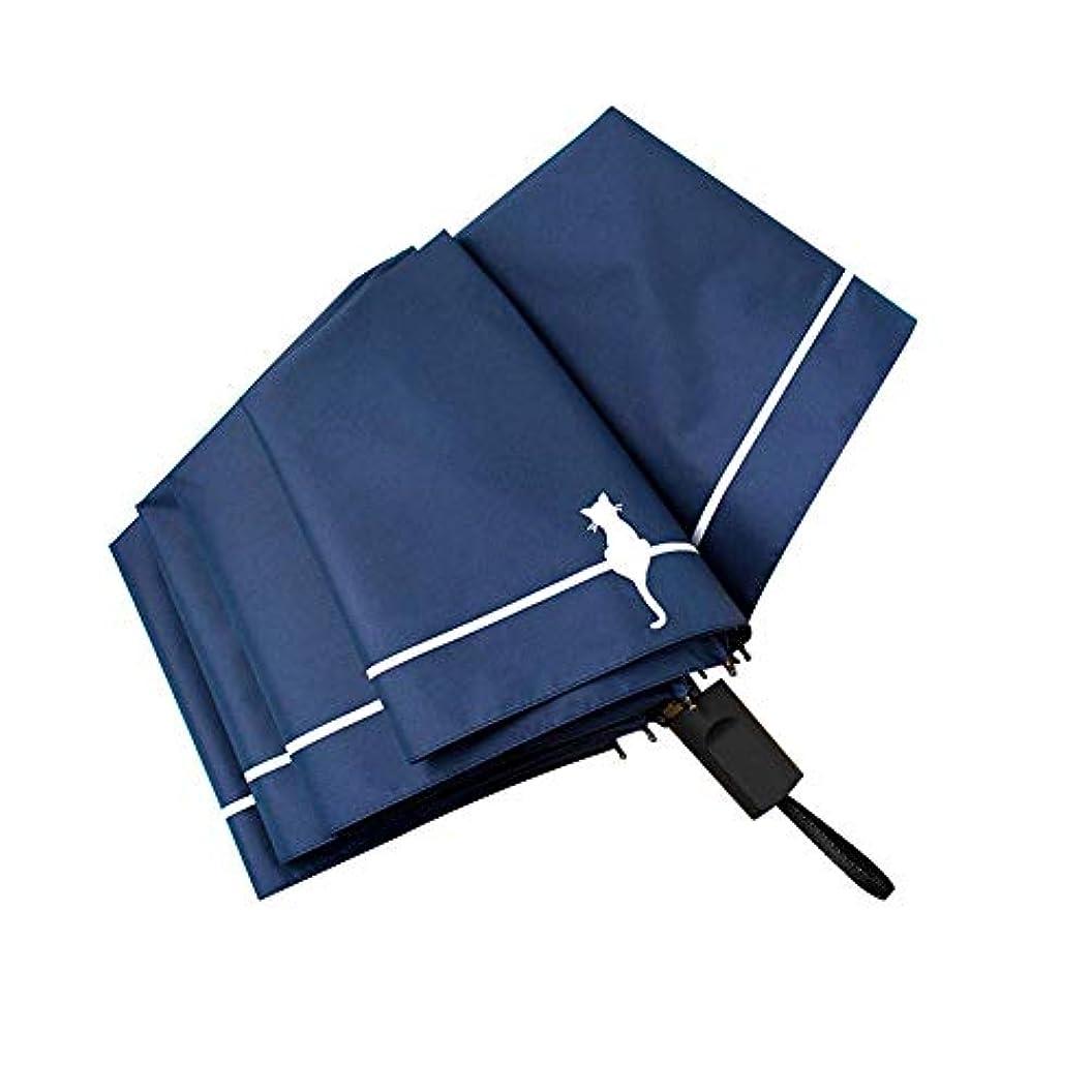 非難容器彫るBostar 折りたたみ傘 日傘 晴雨兼用 レディース 雨傘 折りたたみ 丈夫 紫外線カット UVカット 遮光遮熱 8本骨 三つ折り おしゃれ ブルー