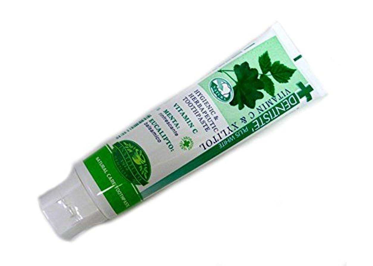 レンズ忌避剤限りなくディンティス DENTISTE  歯磨き粉 160g [並行輸入品]