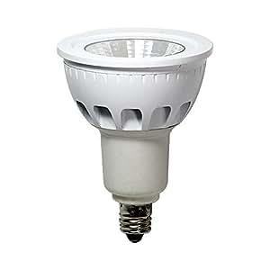 ビートソニック LED電球 《影美人》 レフランプタイプ 25W相当 全光束270lm 電球色 E11口金 白 LDH8