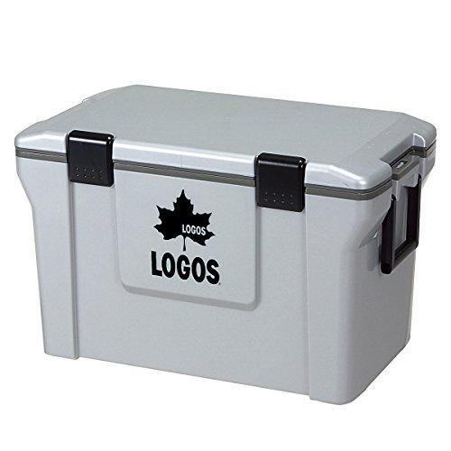 ロゴス クーラーボックス アクションクーラー35 グレー 81448012