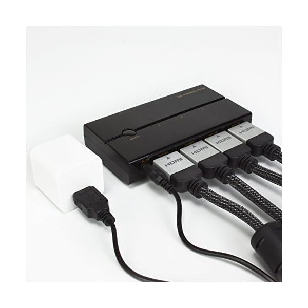 多機種対応HDMIセレクタ『3ポートHDMIセ...の紹介画像7