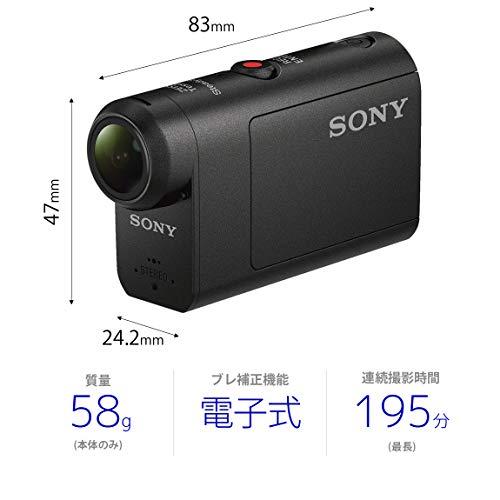 『ソニー SONY ウエアラブルカメラ アクションカム ベーシックモデル(HDR-AS50)』の1枚目の画像