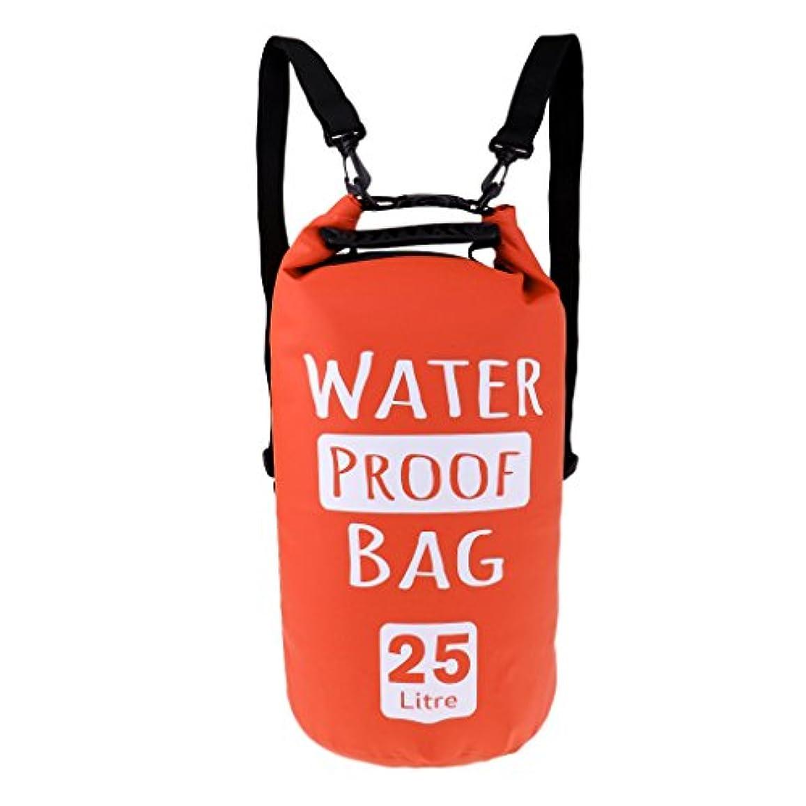 天の観光できればPerfk 多目的 ビーチ カヤック 釣り キャンプ適用 PVC 防水ドライバックパック 全5色