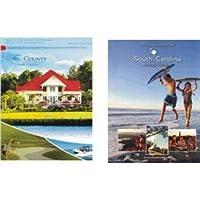 ドールハウスミニチュアSouth Carolina旅行雑誌