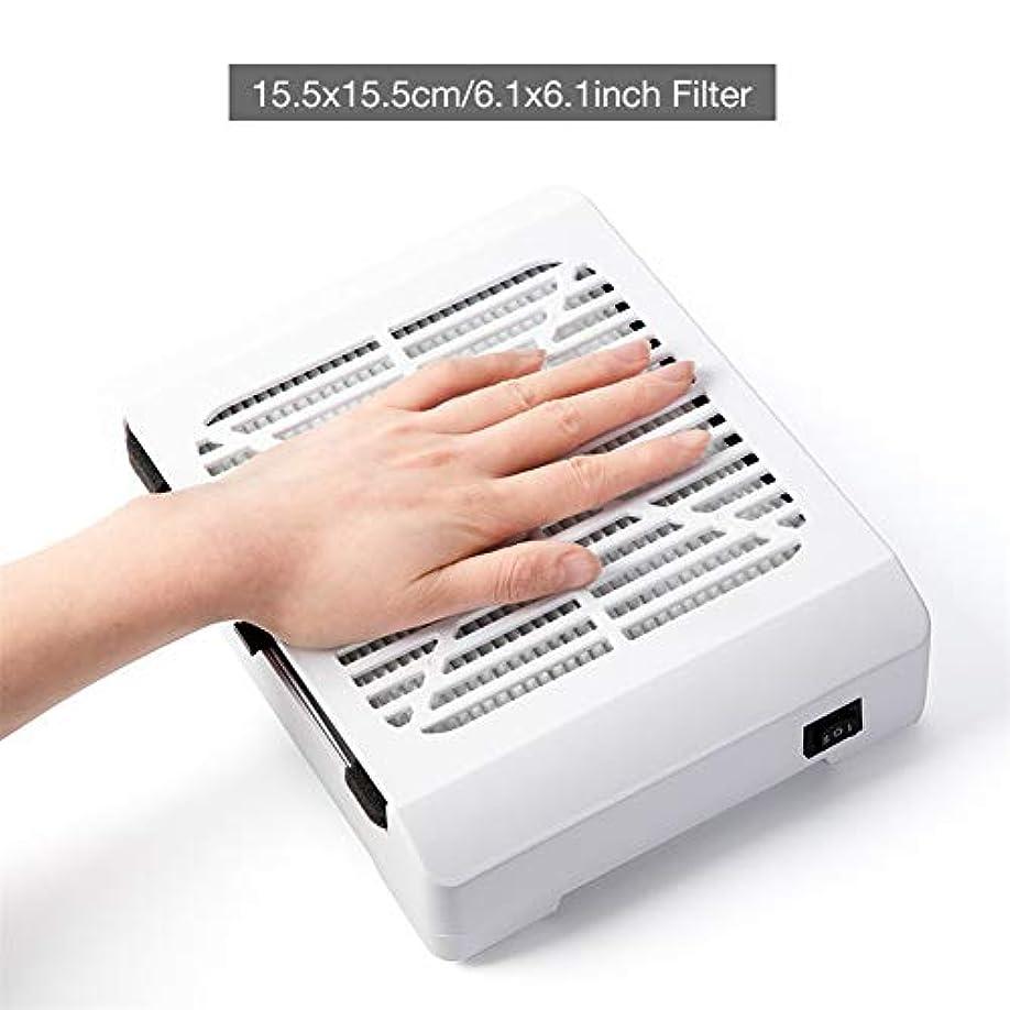 コードレス充電式ネイルダストコレクターパワーネイルファンアートサロン吸引ダストコレクターマシン掃除機ファン