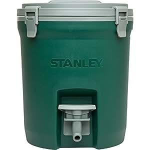 STANLEY(スタンレー) ウォータージャグ 7.5L グリーン 水分補給 氷 キャンプ レジャー 01938-004 (日本正規品)