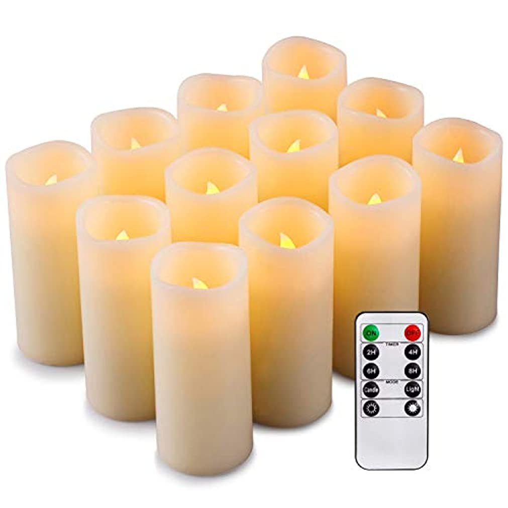 ウィスキー百石の処置 12 LEDキャンドル、フレームレスキャンドル、キャンドルバッテリー (色 : 30.8*14.8*21.5)