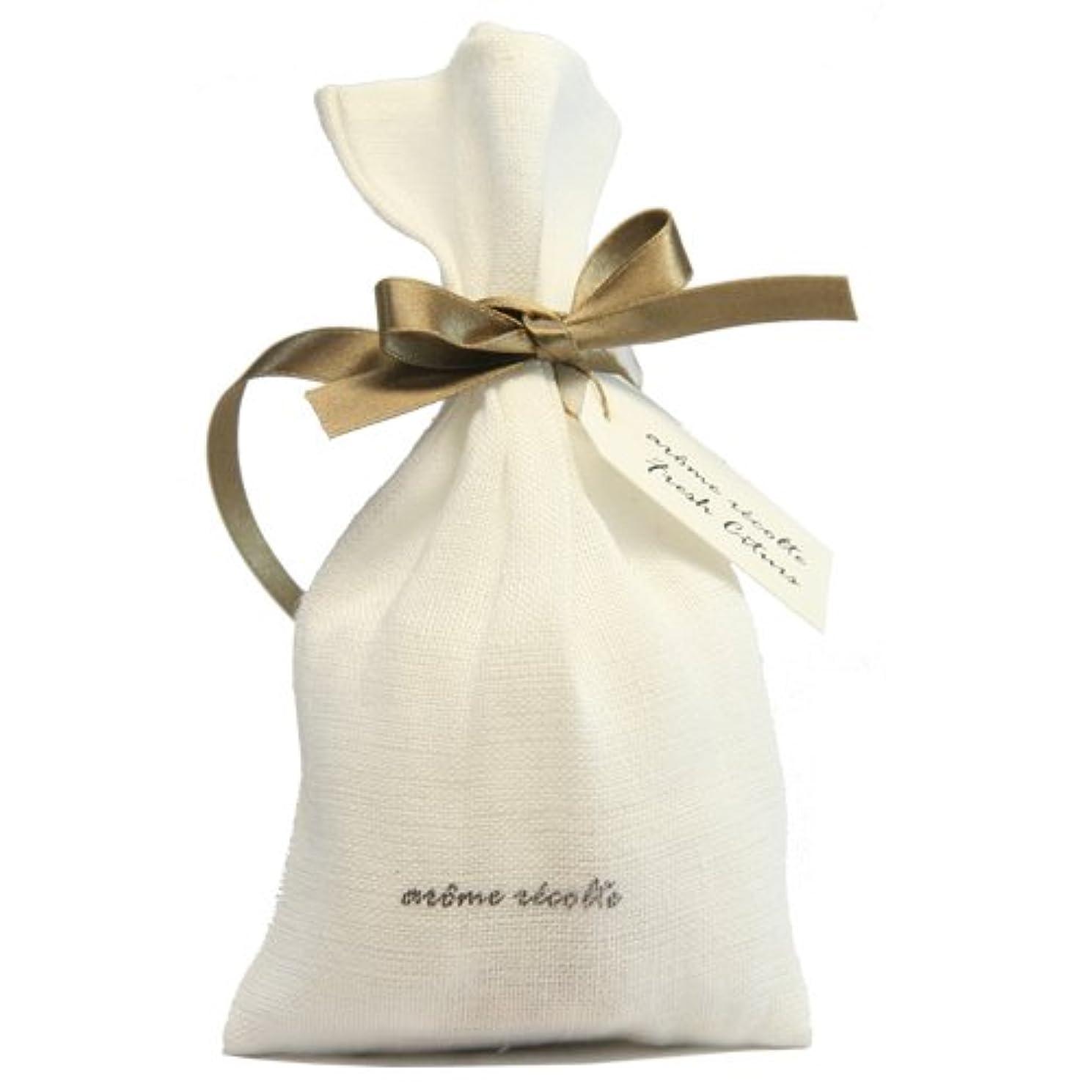 デュアル嵐存在するアロマレコルト ナチュラルサシェ(香り袋) フレッシュシトラス【Fresh Citurs】 arome rcolte