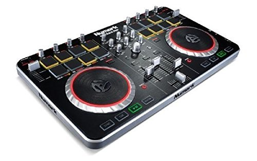 RoomClip商品情報 - Numark Mixtrack Pro II USB DJ Controller with Integrated Audio Interface and Trigger Pads [並行輸入品]