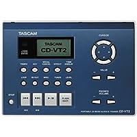 タスカム TASCAM/ポータブルCDミュージック&ボイストレーナー CD-VT2【タスカム】
