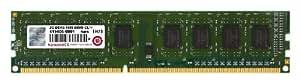 Transcend デスクトップPC用メモリ PC3-12800 DDR3 1600 2GB 1.5V 240pin DIMM (無期限保証) JM1600KLN-2G