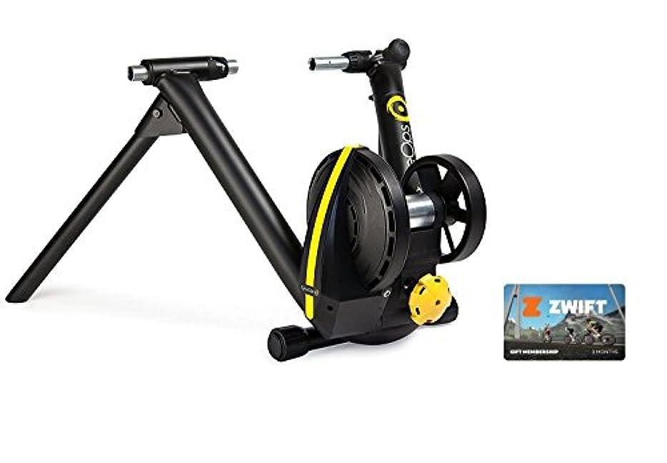 住む書く論理的CycleOps Magnus スマートトレーナー 3ヶ月のZwiftメンバーシップ付き