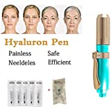 携帯用非侵襲的な噴霧器、ヒアルロン酸の注入のペンのヒアルロンのペンの高圧酸銃の反しわ水美機械