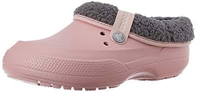 [クロックス] Crocs Blitzen 2.0 clog 14461-6FQ-008 Pearl pink/Smoke (パールピンク/スモーク/M8W10/26cm)
