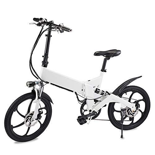 「Sunpie」電動自転車 フル電動 折りたたみ 20インチ...