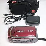 JVCケンウッド ビクター 60GBハードディスクムービー ルージュレッド GZ-MG840-R