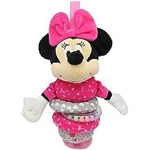 Disney - Minnie Bow Cute Jiggler ToyStuffed Plush Toy,25 x 14 x 13cm