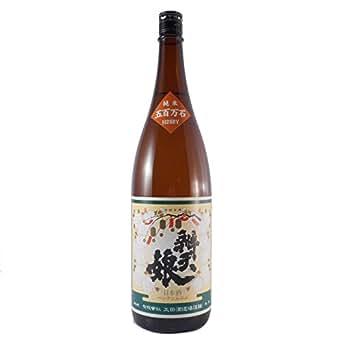 辨天娘 純米酒 五百万石 1800ml